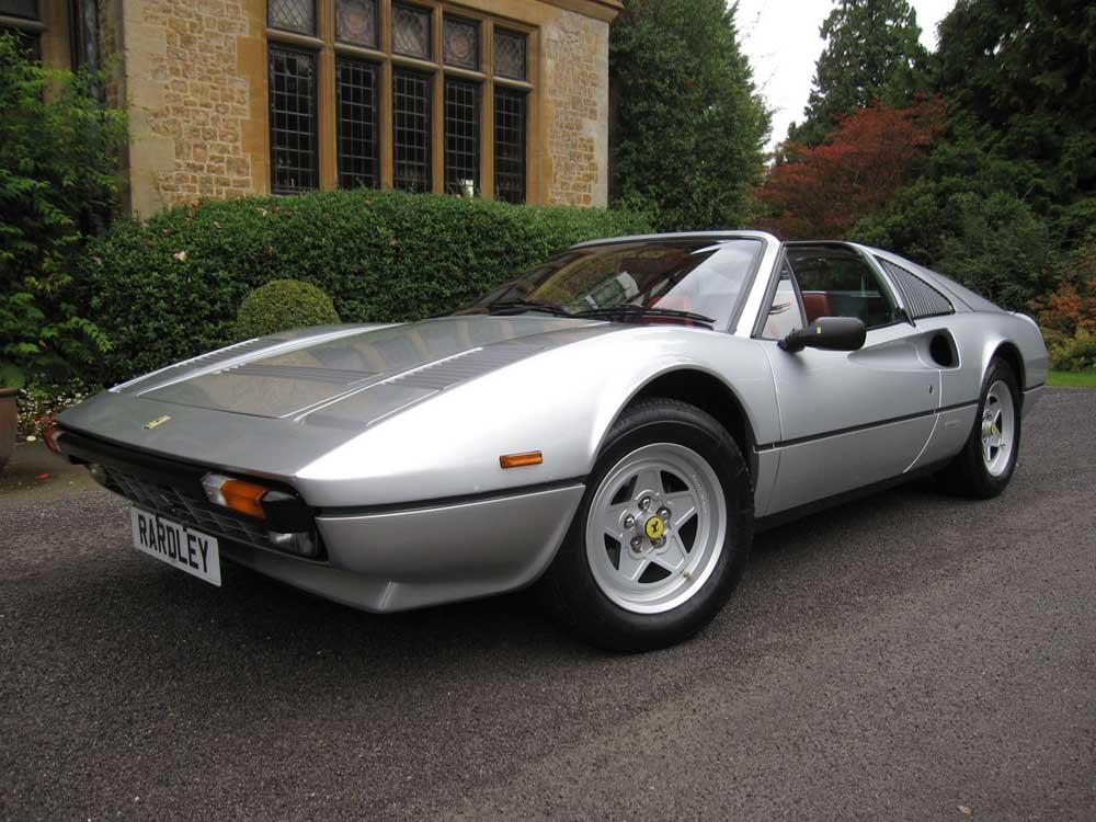 1984 Ferrari 308 GTS QV