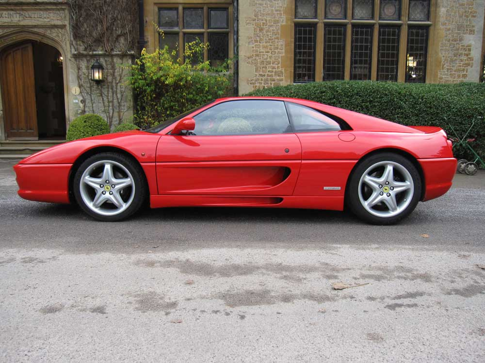 1997 Ferrari 355 Berlinetta six speed manual