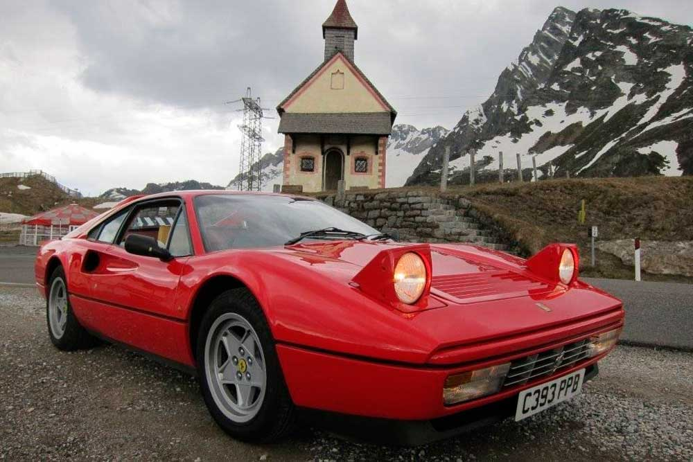 Another satisfied customer -1986 Ferrari 328 GTB