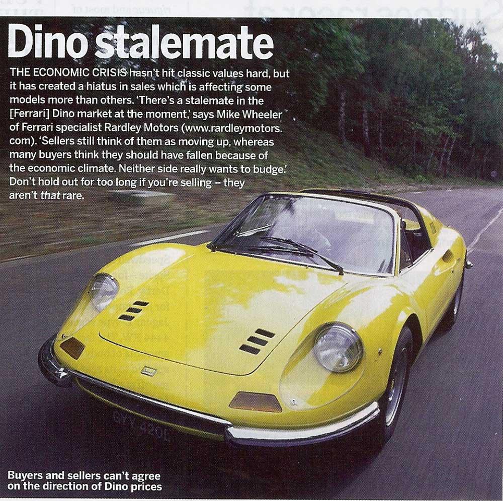 Classic Cars November 2008