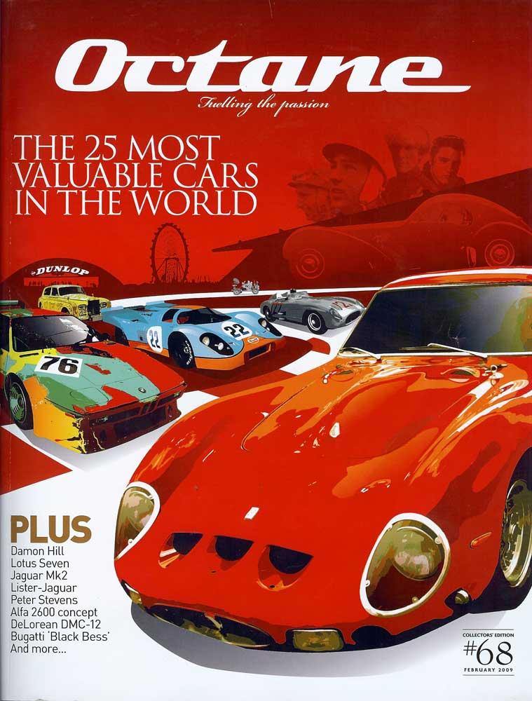 Octane magazine February 2009