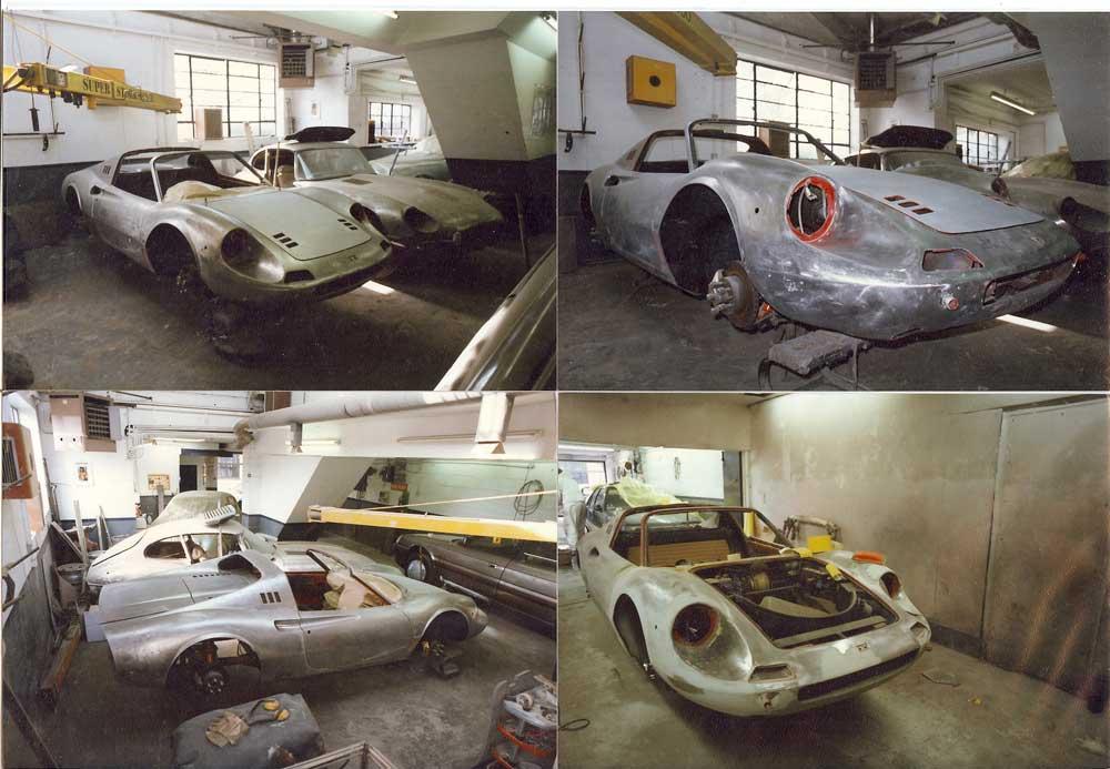 1972 246 GTS